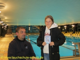 Katrin Grigat, Junior Flipper II, 30.11.2012